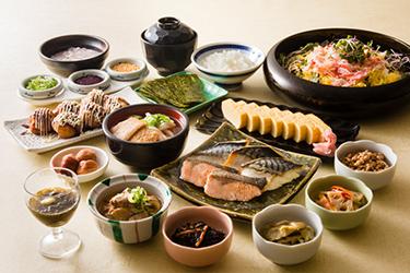 朝は和食派の方にの画像