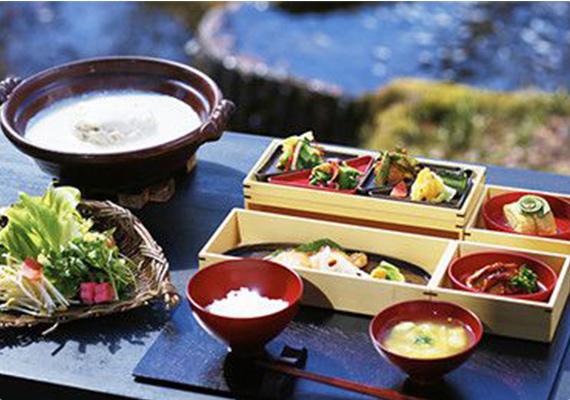 和朝食 「山の朝食」