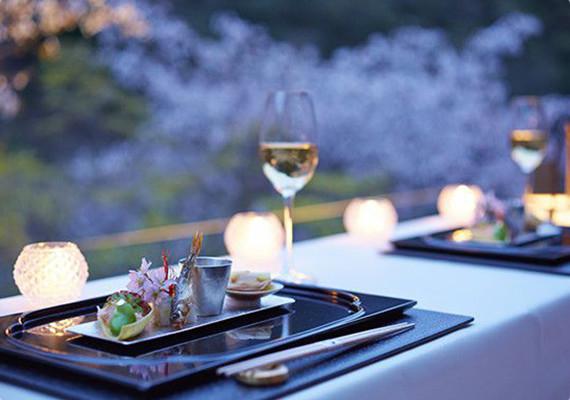 季節の夕食 「山の懐石」
