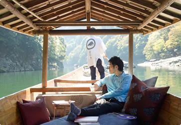 脱デジタル滞在〜京文化と奥嵐山の四季に出会う〜