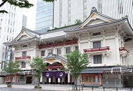 歌舞伎座巡り