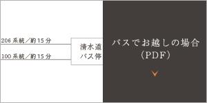 バスでお越しの場合(PDF)