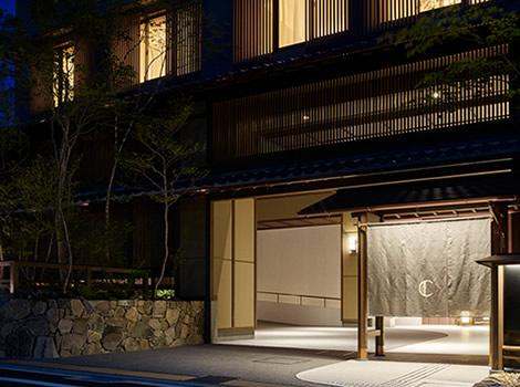 ホテル ザ セレスティン京都祇園 外観