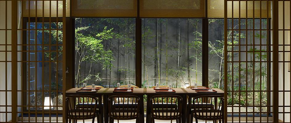 レストラン 八坂圓堂