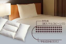 三井ガーデンホテルズオリジナル快眠枕