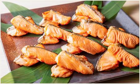 うおまん焼き魚