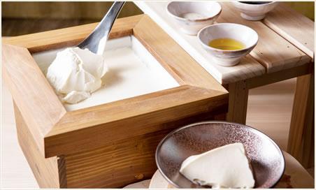 北海道豆乳のなめらか出来たて豆腐
