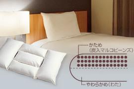 三井ガーデンホテルズ オリジナル快眠枕