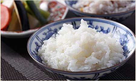 大分県竹田産米 ひのひかり使用