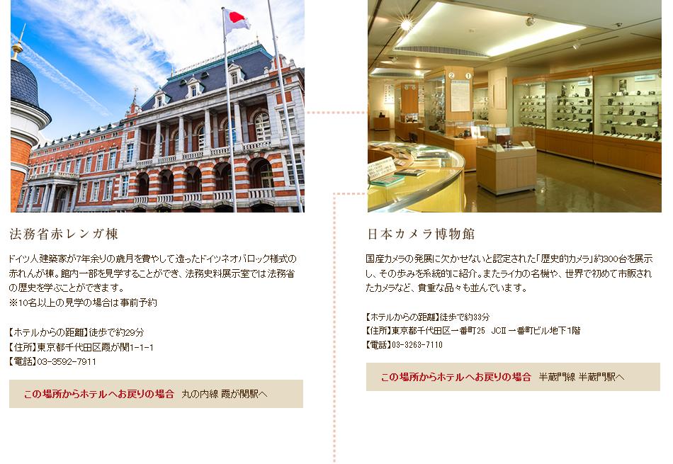 法務省レンガ棟 日本カメラ博物館