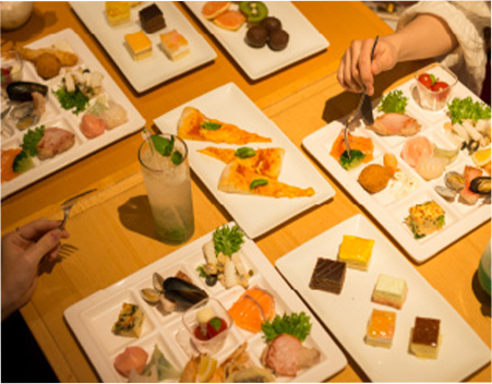 レストラン プラナスタイルの画像